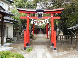 前橋千代田・稲荷神社 (1)