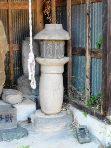 栖松寺石幢 (4)