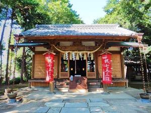 上中居諏訪神社 (3)