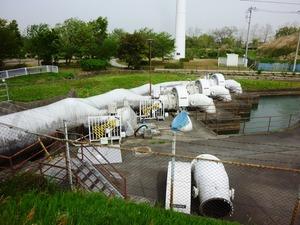 天狗岩水力発電 (3)