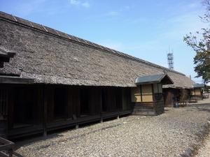 安中藩武家長屋 (3)