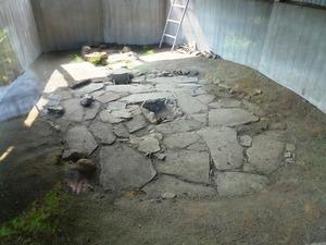 中山敷石住居跡 (2)