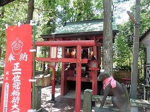 倉賀野神社・冠稲荷 (2)