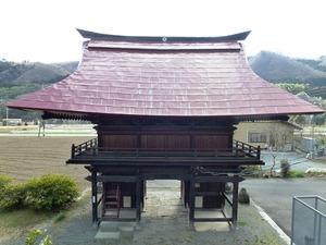 穴原薬師堂 (3)