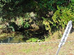 桃瀬の水牢跡 (2)