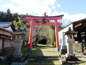 天引諏訪神社 (1)