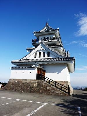 牛伏山展望台 (2)
