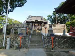 諏訪神社 (2)