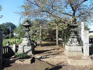 青梨子菅原神社 (1)