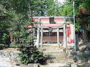 馬場稲荷神社 (1)