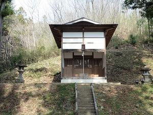 西小野神社 (3)