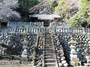 下秋間八幡宮 (5)