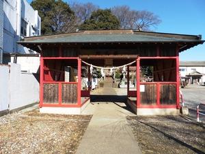 富士嶽神社 (3)