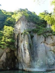 吹割の滝 (1)