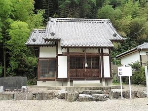 金井薬師堂 (1)