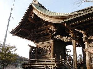 下仁田諏訪神社 (3)
