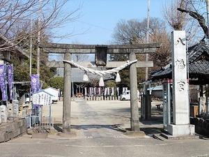 新宿八幡宮 (1)