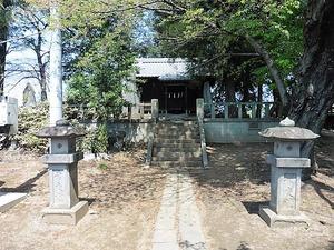 古海長良神社 (3)