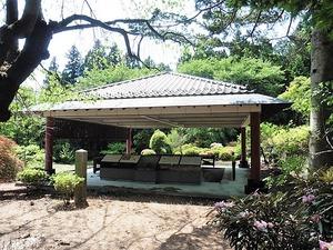 八木沢清水縄文時代住居跡 (1)