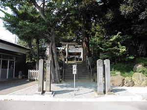 市之関住吉神社 (1)