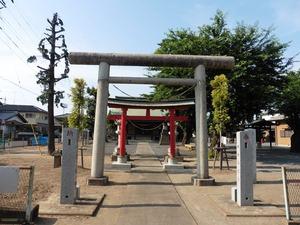 新井八幡宮 (1)