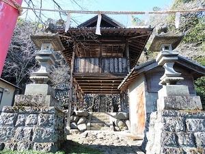 下秋間八幡宮 (3)