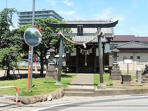 倉賀野諏訪神社 (1)
