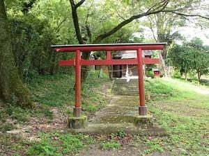 根小屋・鹿島神社 (5)
