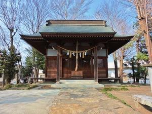 上樹神社 (2)