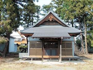 坂田長良神社 (2)