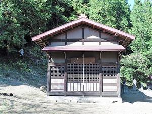 宮谷戸諏訪神社 (3)
