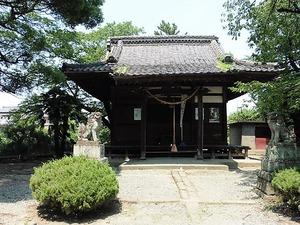 新保田中八幡神社 (2)