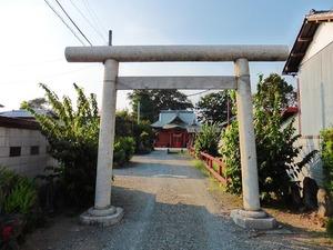 柴町八幡神社 (1)