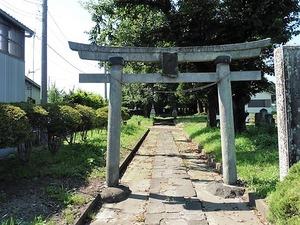 向滝八幡宮 (1)