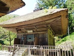 日向見薬師堂 (4)