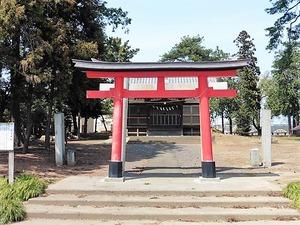 吉田長良神社 (1)