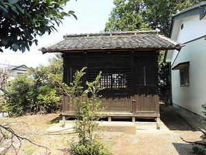 古海御嶽神社 (3)