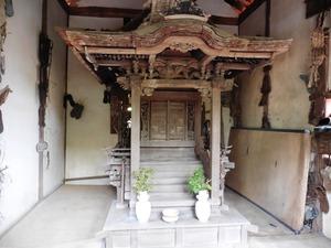 高山・子之権現宮 (2)