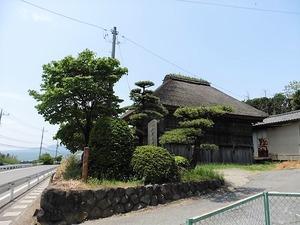 上三原田の歌舞伎舞台 (1)