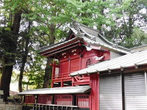 川田神社 (3)