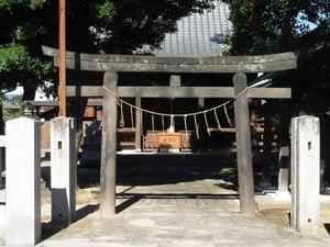 馬見塚飯玉神社 (1)