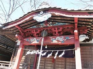 万場八幡宮 (4)