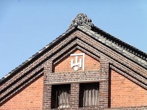 旧山賀酒造レンガ蔵 (3)