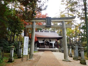 白根神社 (3)