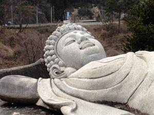寝釈迦 (3)