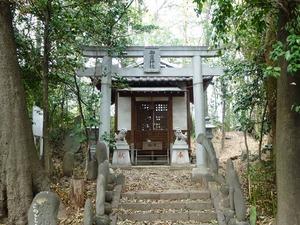 前橋・御霊神社 (2)