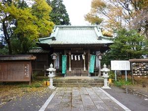 新田神社 (3)