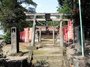 馬場稲荷神社 (2)