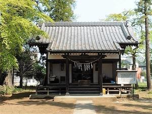 寄木戸長良神社 (4)