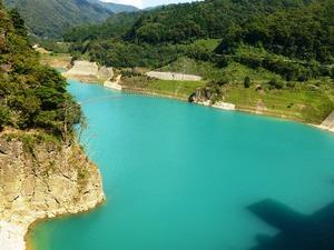 四万川ダム (3)